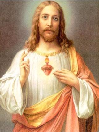 HATI KUDUS YESUS - 099