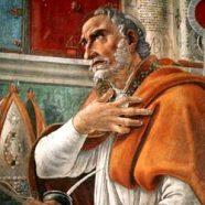 ST. AUGUSTINUS DR HIPPO [354-430]