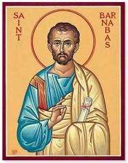 ST. BARNABAS, KAWAN ST. PAULUS
