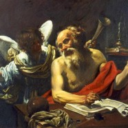 ST. HIERONIMUS [347-420]