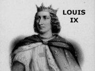 ST. LUDOVIKUS IX OFS [1214-1270]