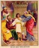 YESUS KECIL DI BAIT ALLAH